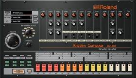 ROLANDS TR-808