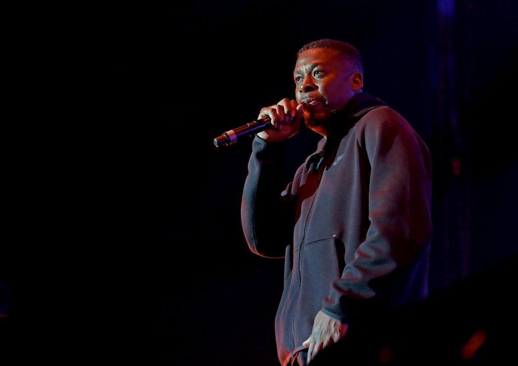 Wu Tang Clan Performing at Manchester Arena