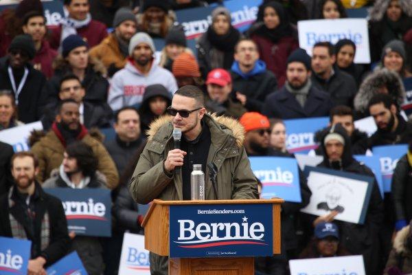 Senator Bernie Sanders 2020 Kick Off Rally