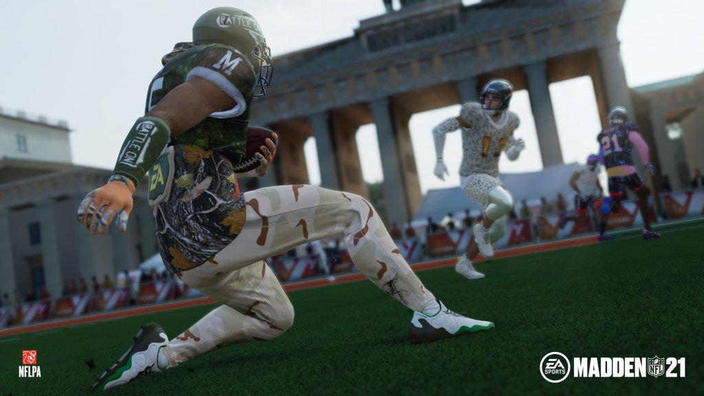 Madden NFL 21 The Yard