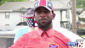 Daniel Sims Black Confederate Supporter