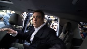 Former Trump Lawyer Michael Cohen