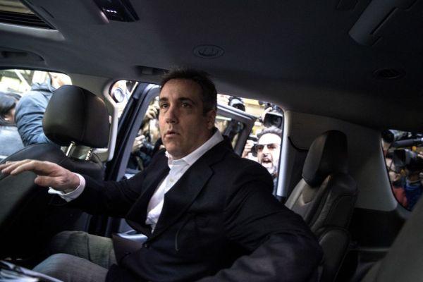 Former Trump Lawyer Michael Cohen