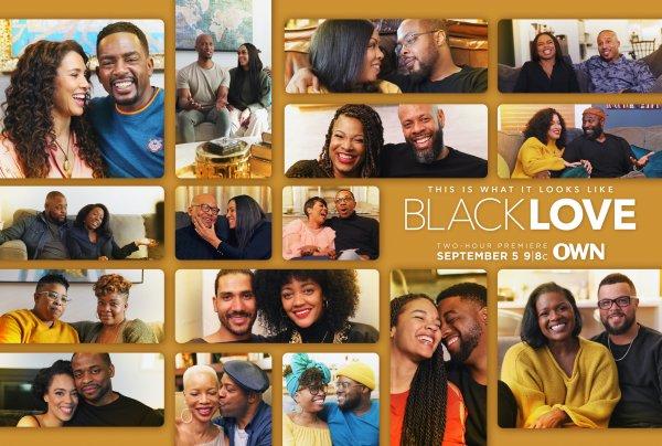 OWN Black Love series