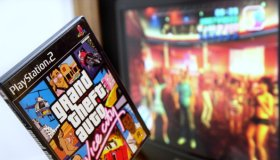 PlayStation 2's game Grand Theft Auto: Vice City broke records last year for video game sales and ha...