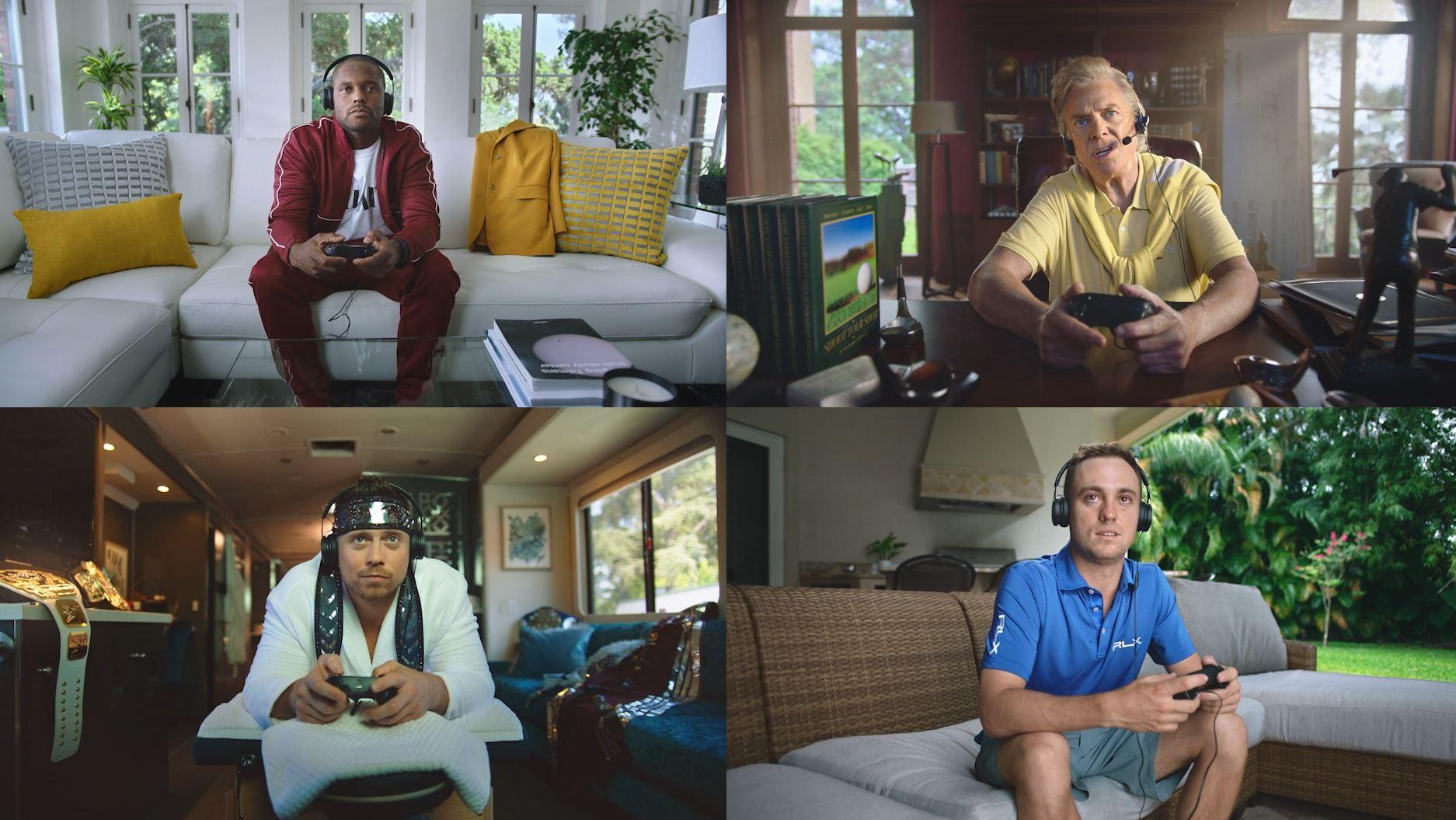Schoolboy Q Stars In Launch Trailer For 'PGA TOUR 2K21'