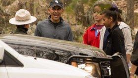 US-POLITICS-OBAMA-NATIONAL PARKS