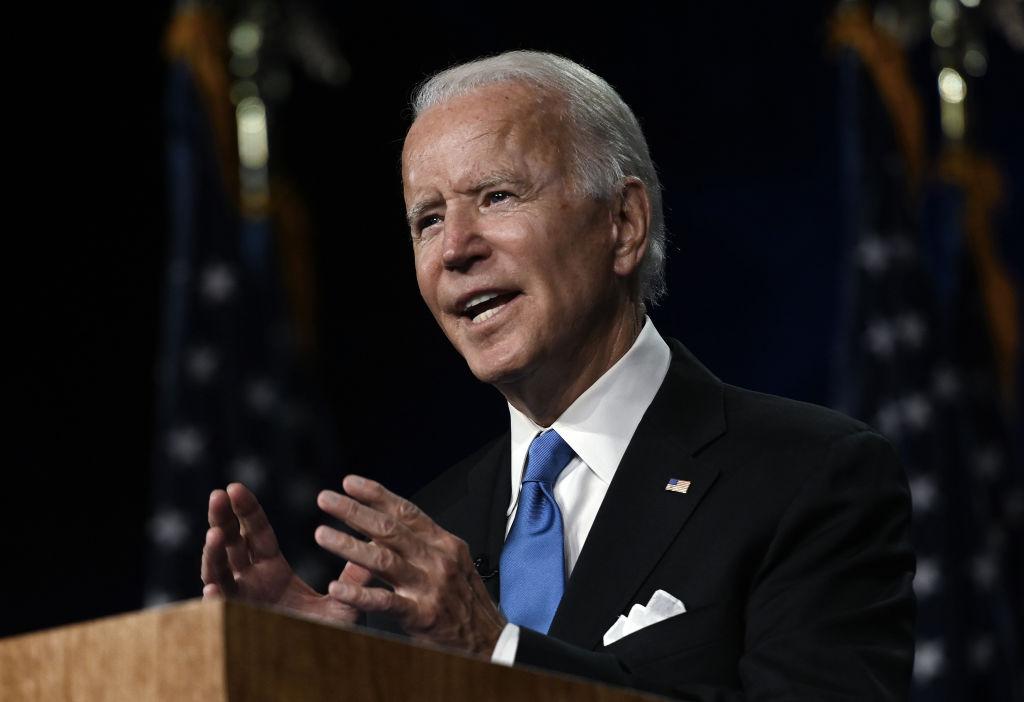 Joe Biden Makes Bold Promises During Exception DNC Acceptance Speech