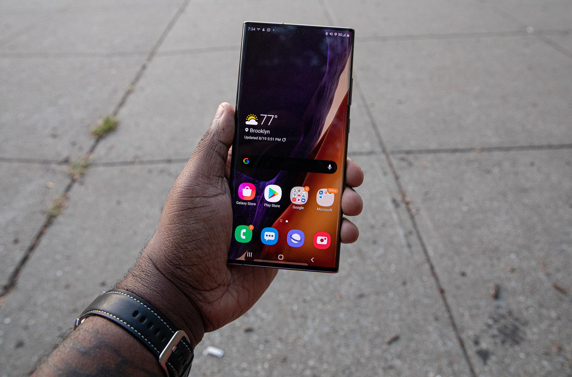 Samsung Galaxy Note20 Ultra