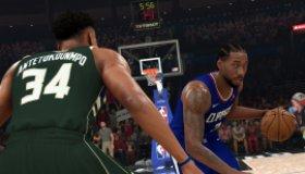 'NBA 2K21' Demo