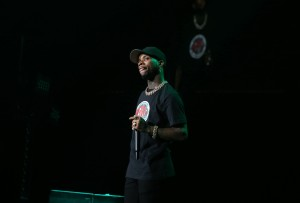 Chris Brown INDIGOAT Tour