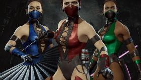 Mortal Kombat 11: Aftermath Klassic Femme Fatale Character Skin Pack