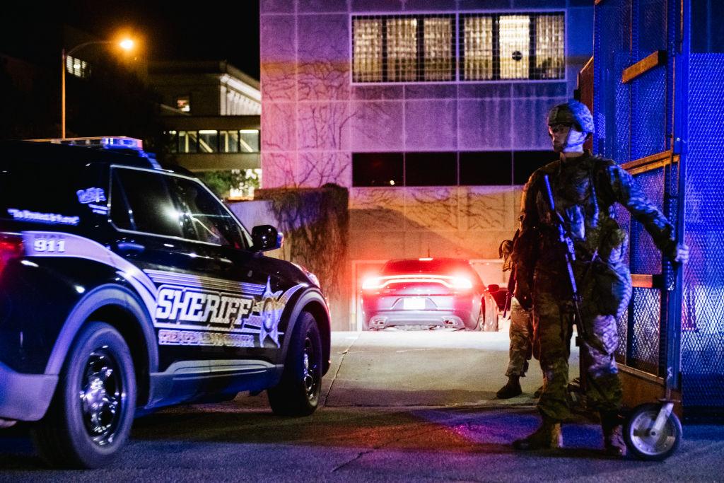 White Vigilante Kyle Rittenhouse Facing Life In Prison If Convicted
