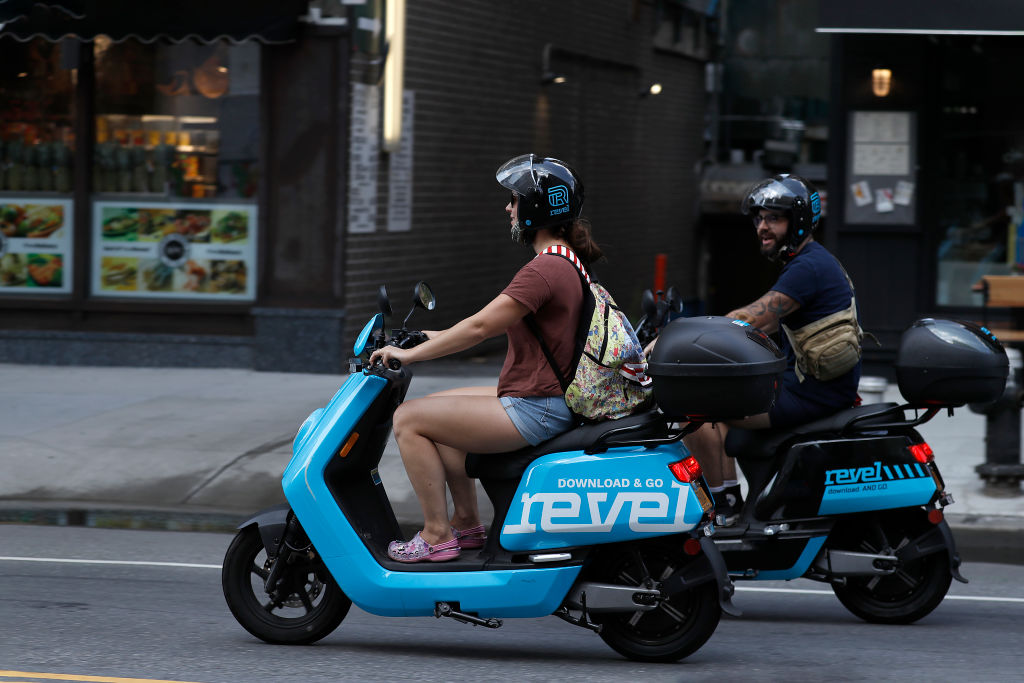 Revel Restores Electric Moped Service In NYC With New Safety Measures
