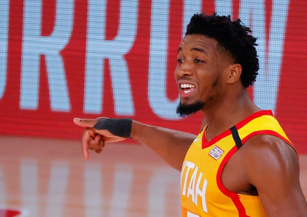 Denver Nuggets v Utah Jazz - Game Four