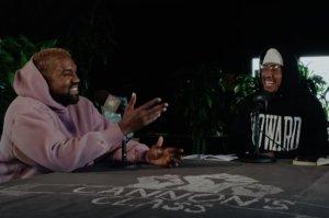 Kanye West x Nick Cannon x Cannon's Corner