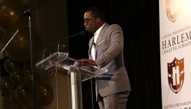 "Sean ""Diddy"" Combs Officially Opens Capital Prep Harlem Charter School"