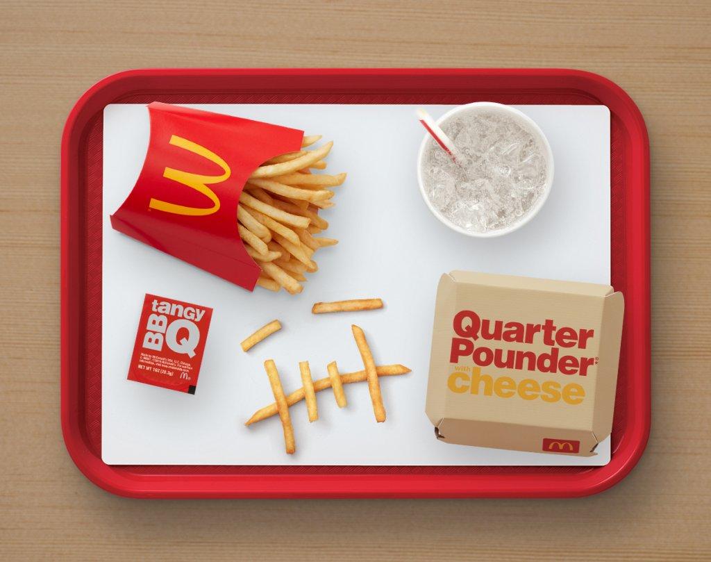 McDonald's x Travis Scott