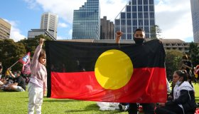 Sydneysiders Rally Against Black Deaths In Custody