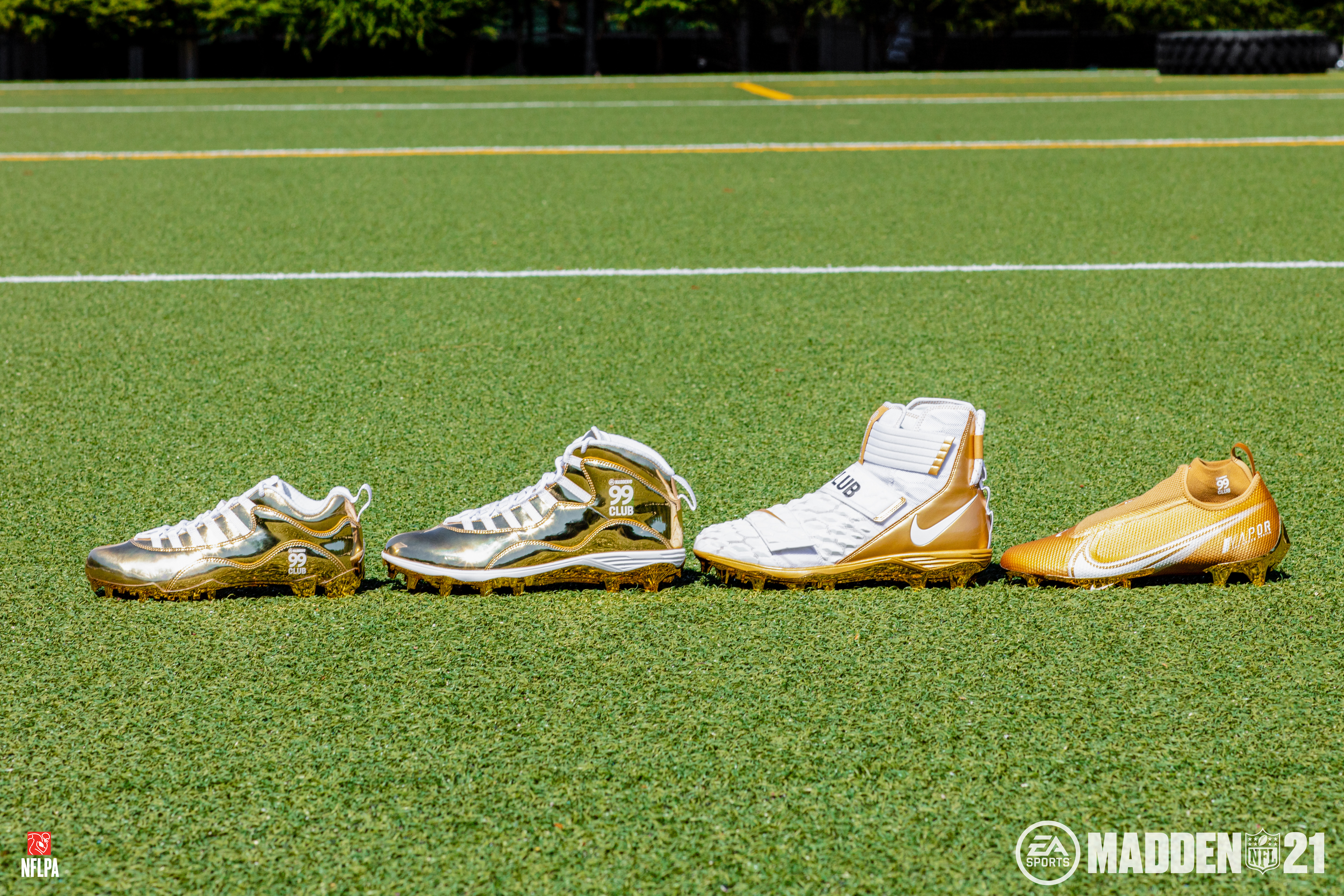 Madden 2021 99 Club Cleats