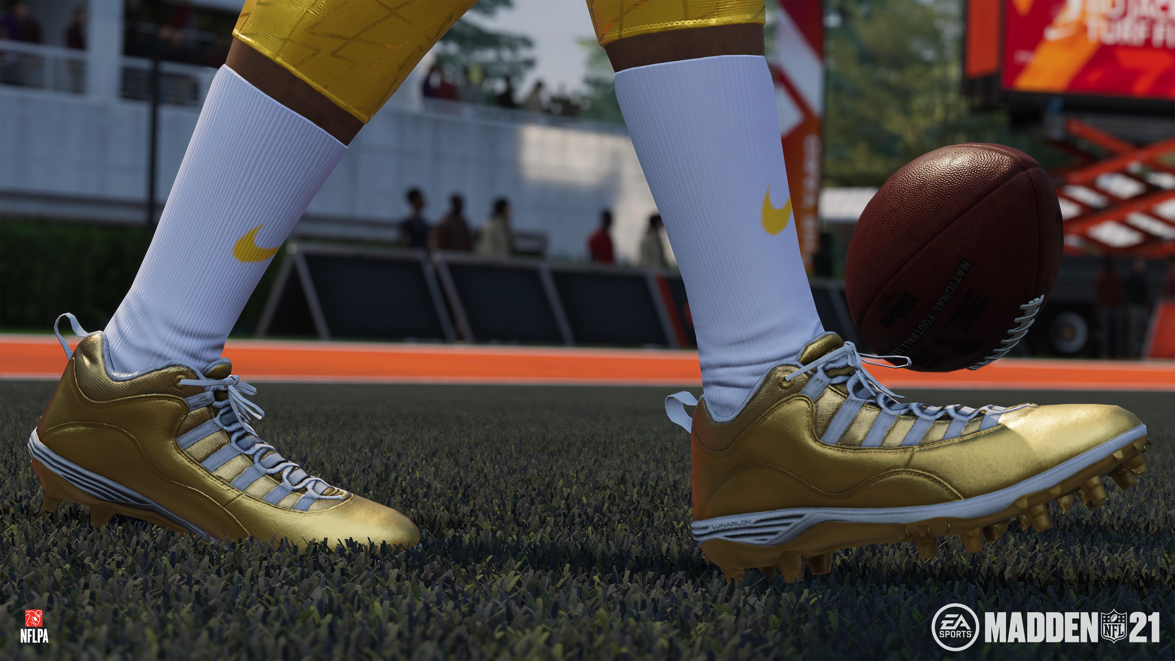 Nike x Madden NFL 21