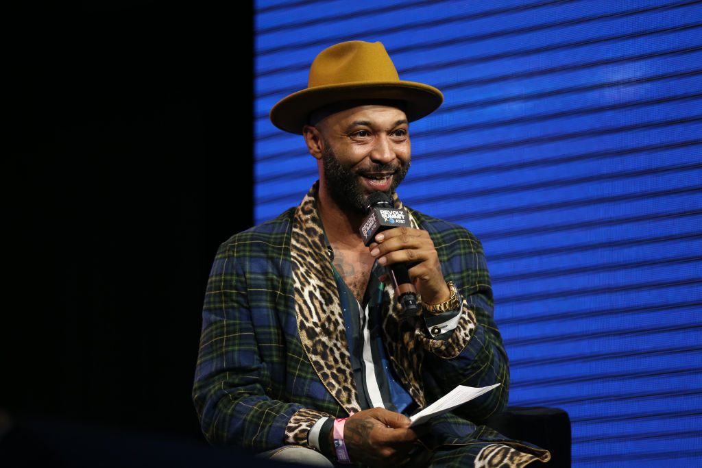 Joe Budden Denies Having Sex With Dogs & Being Physically Abusive