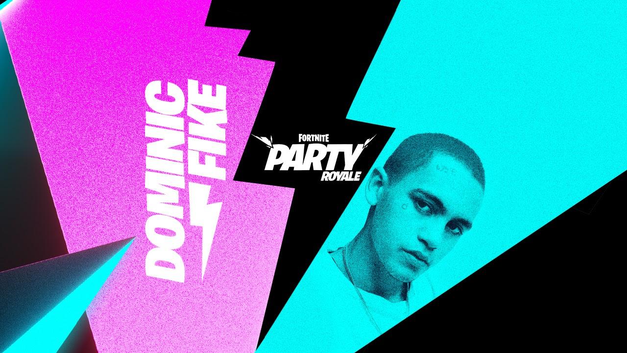 Dominic Fike - Epic/Fortnite News - Spotlight Concert Series