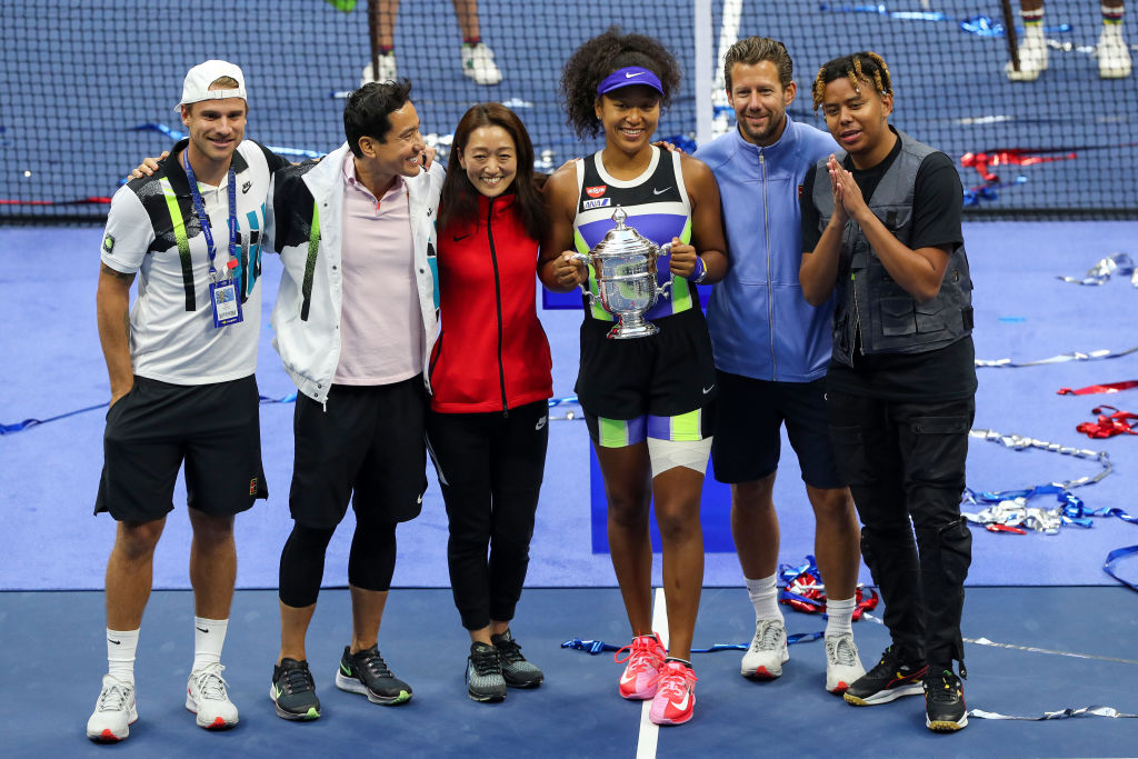Twitter Is Totally Here For Naomi Osaka & Cordae's Relationship