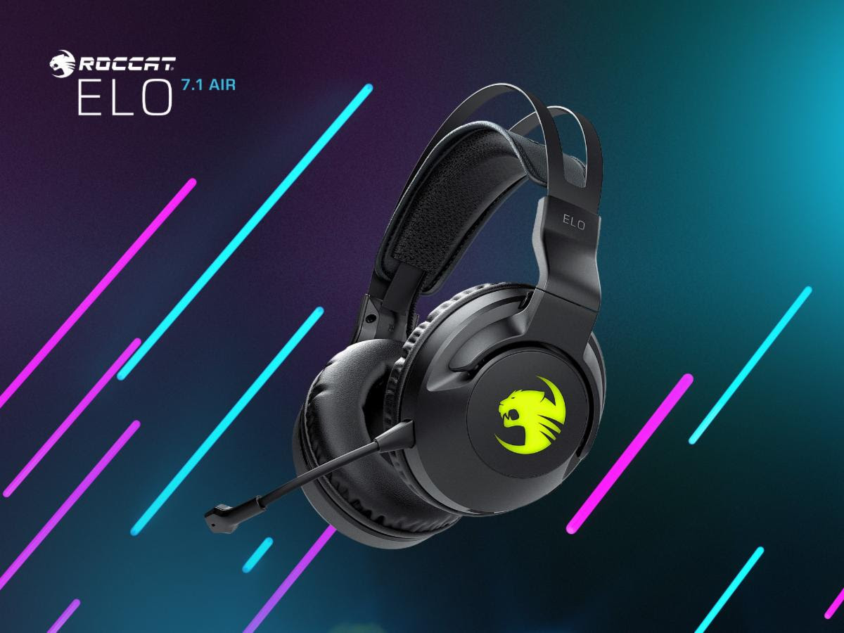 ROCCAT Elo Series of Headsets
