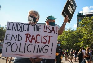 Protest Against Racist Policing