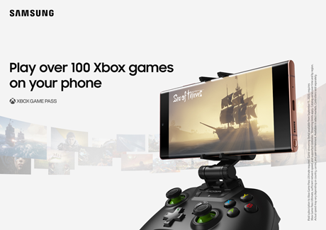 Samsung Brings Xbox Game Pass Ultimate to the Galaxy Store