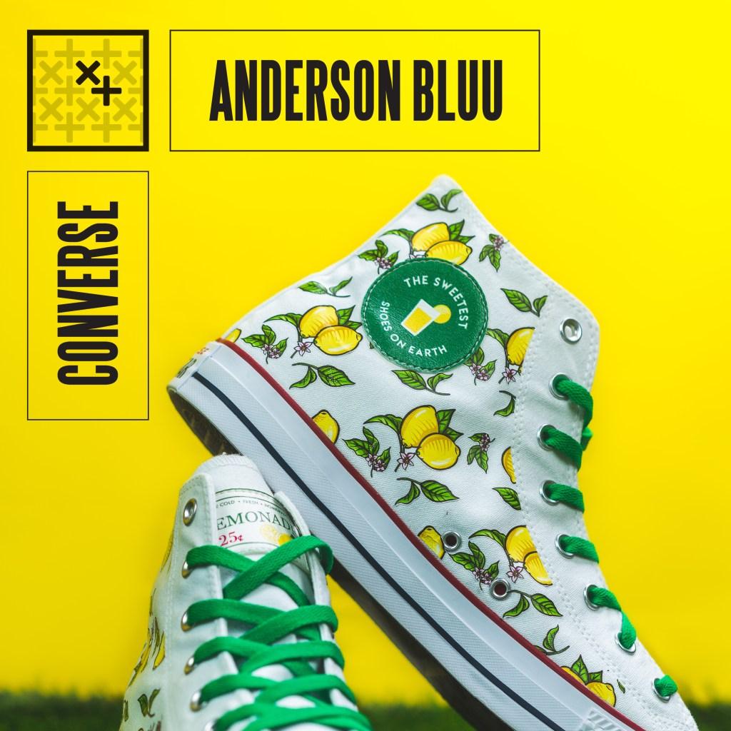 Converse x Anderson Bluu