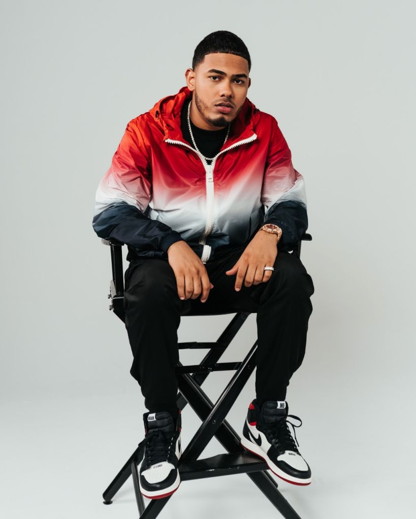 Myke Towers - Footaction Launches La Música