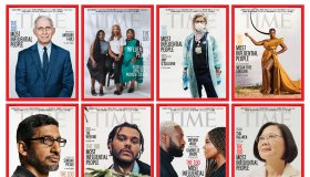 Time Magazine 100 Most Influential 2020