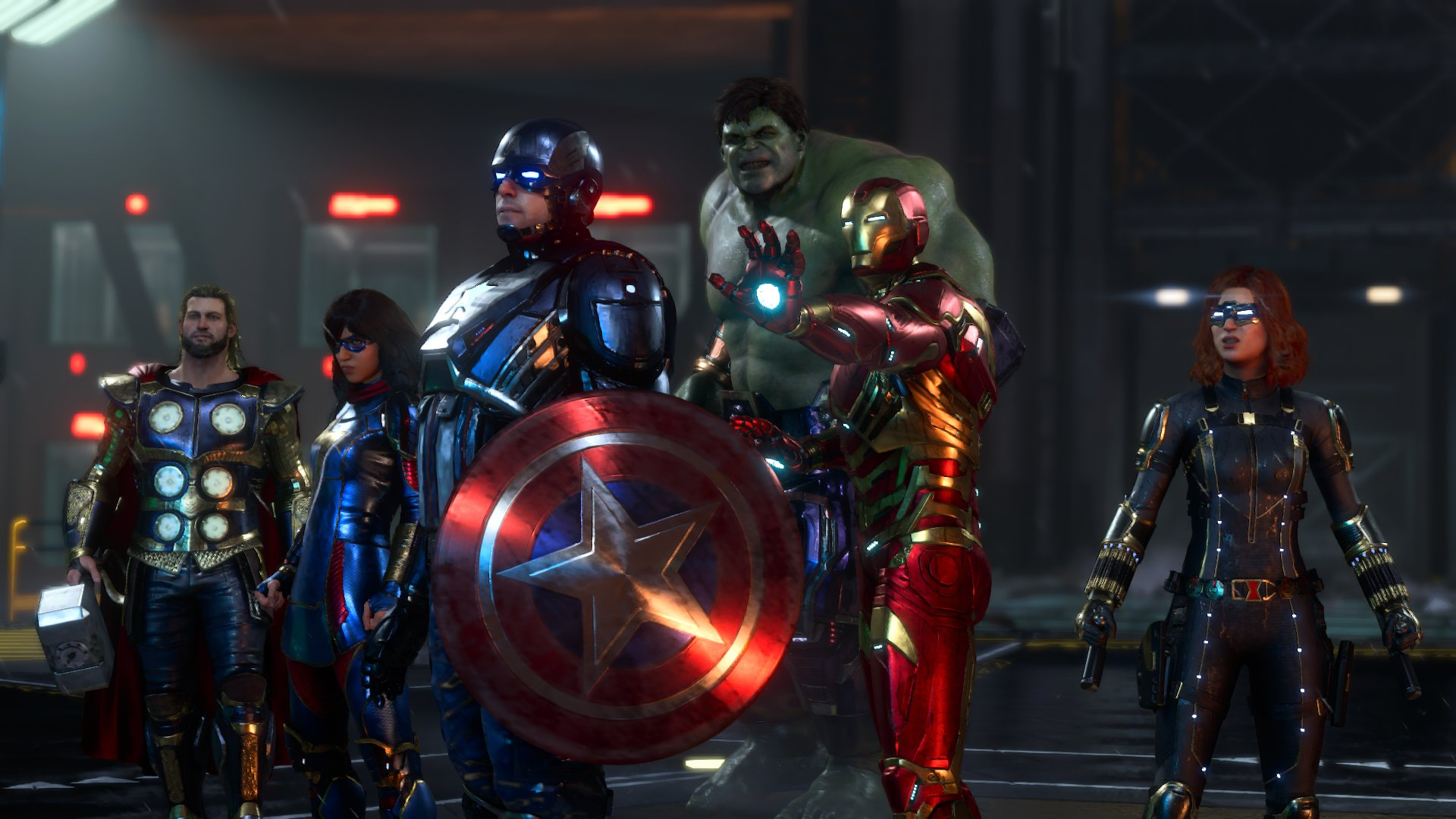 Review: Marvel's Avengers Is The 'Age of Ultron' of Marvel Games