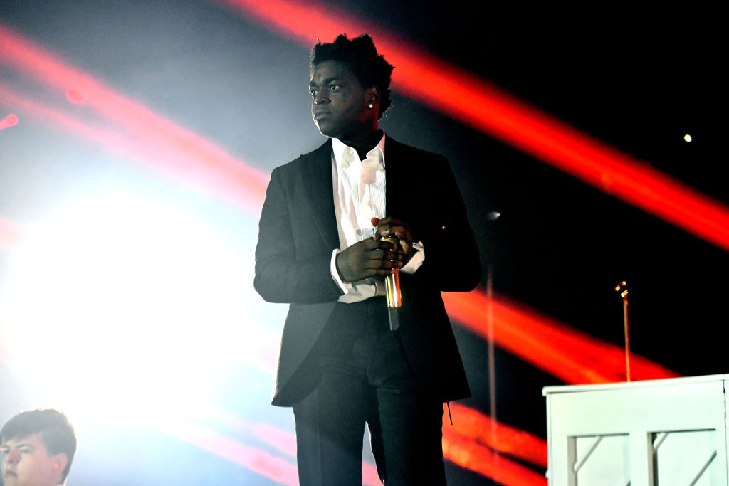Kodak Black In Concert - Los Angeles, CA