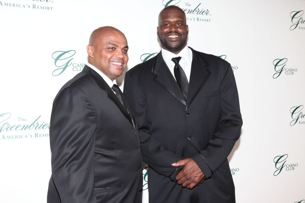 Charles Barkley & Shaq Dragged On Twitter For Breonna Taylor Comments