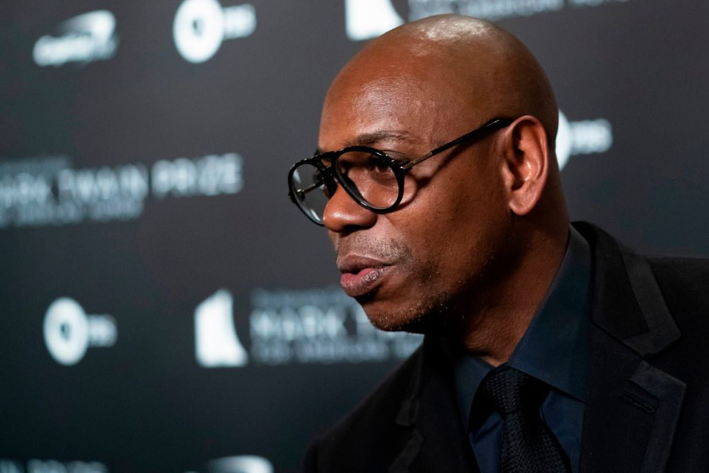 Dave Chappelle's Ohio Comedy Shows Canceled Due To COVID-19
