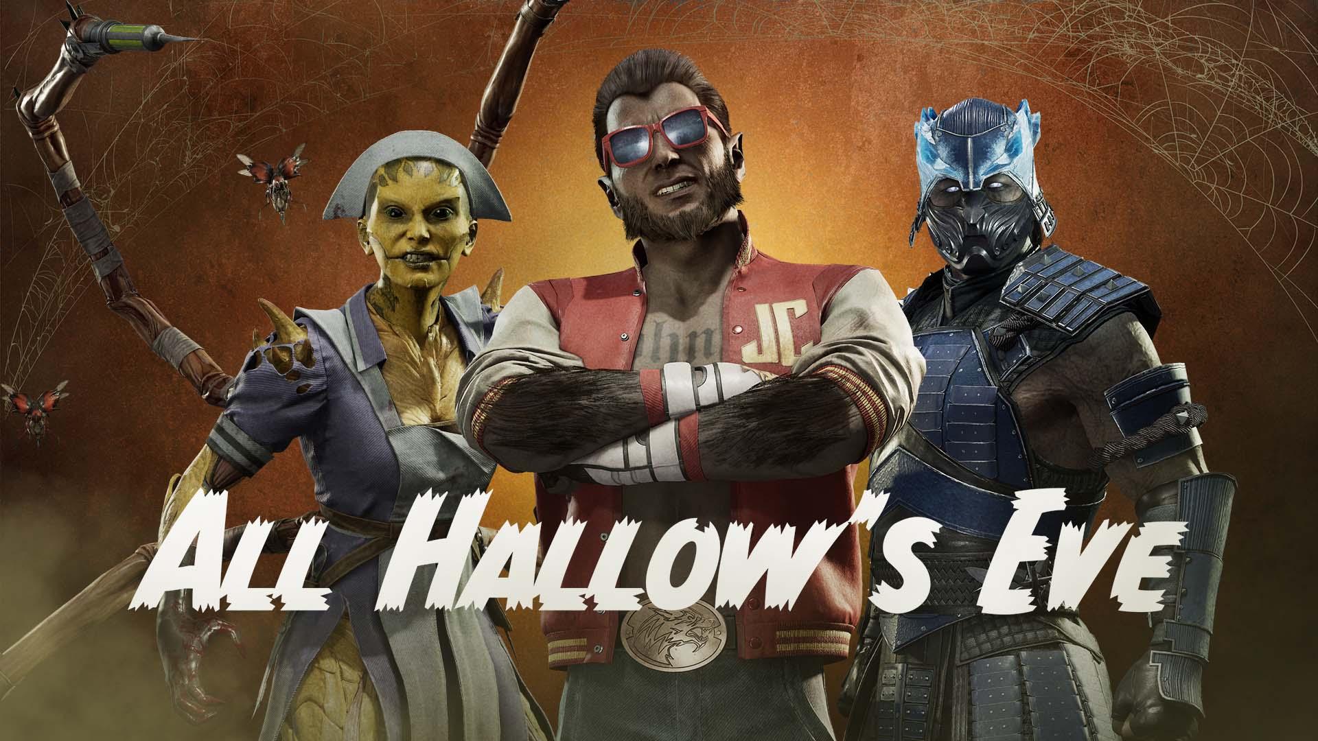 'Mortal Kombat 11: Aftermath's Latest Skin Pack Brings Halloween Vibes