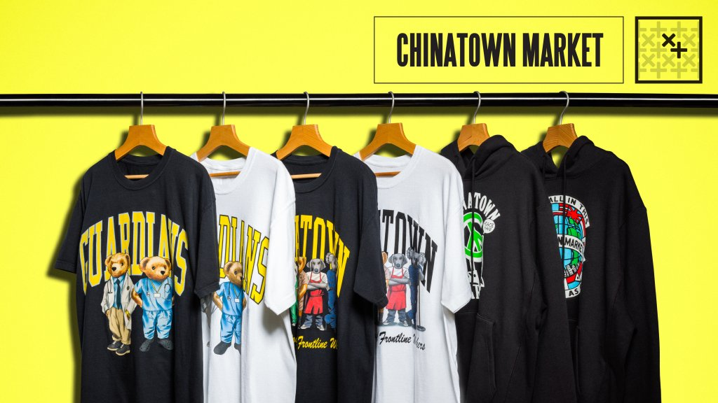 Foot Locker x Chinatown Market