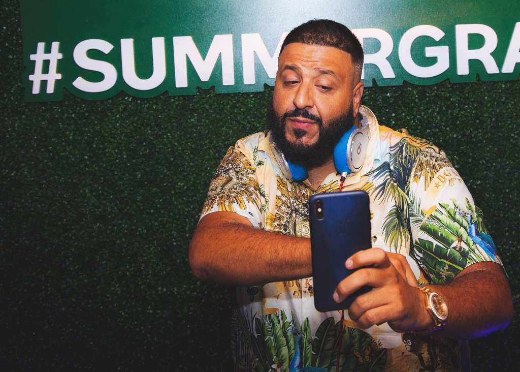 DJ Khaled Teams Up With LeBron James For Amazon Podcast 'The First One'