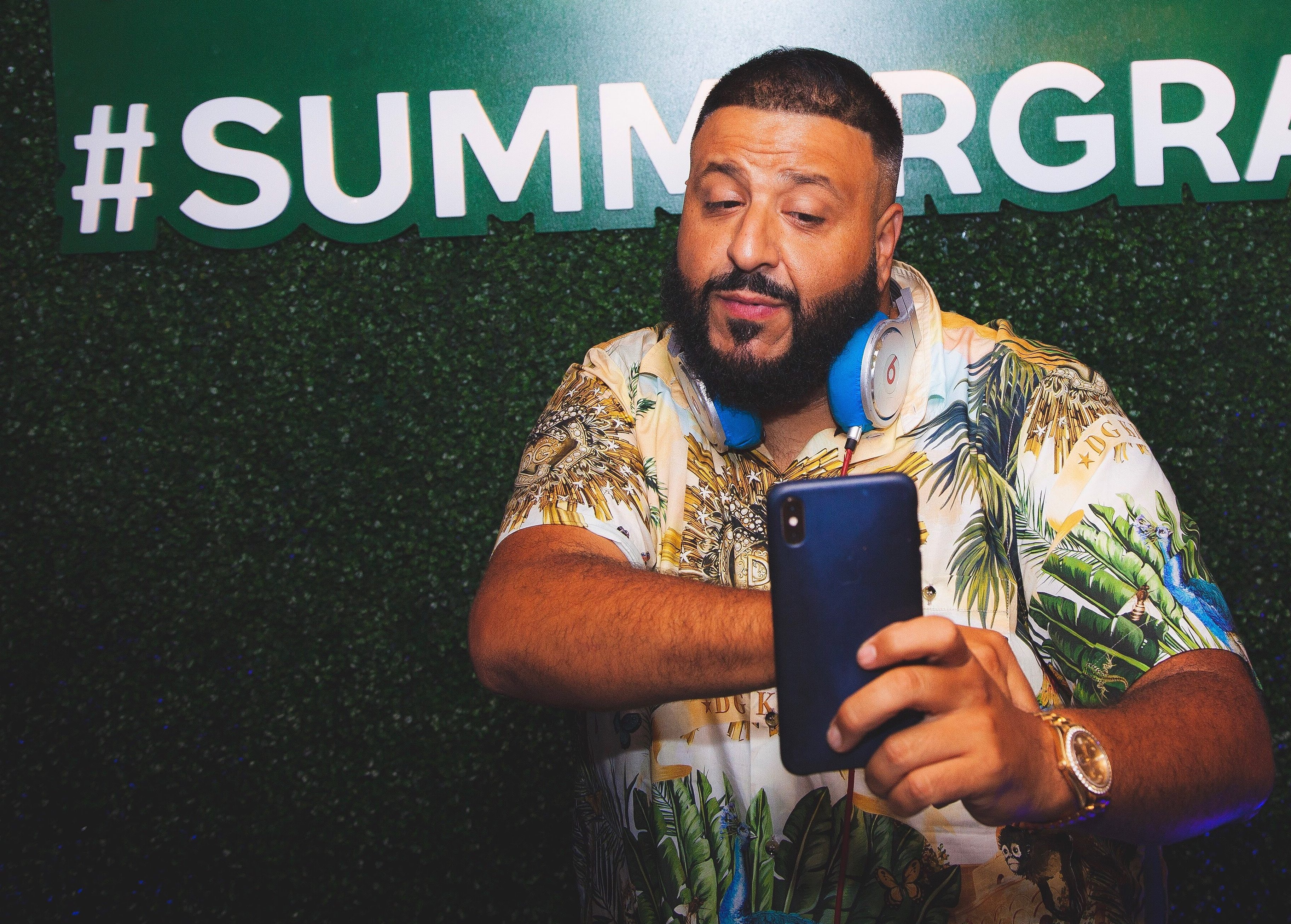 """DJ Khaled Said His New Song With Megan Thee Stallion Is An """"Anthem"""""""