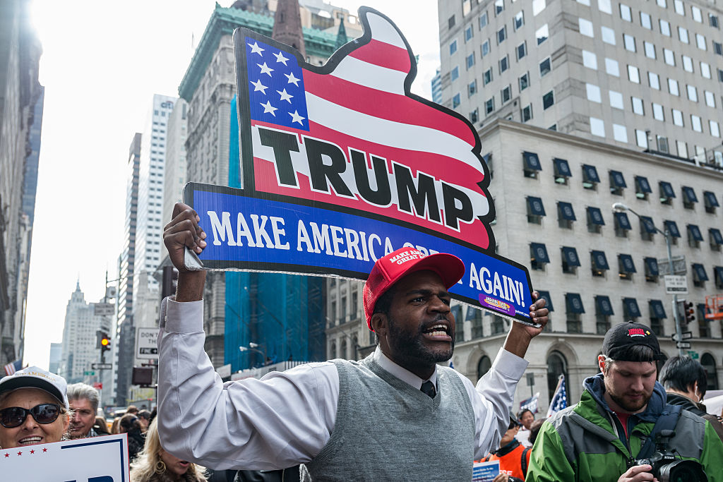 CNN Anchor Brings Receipts For Black Donald Trump Supporter On Air