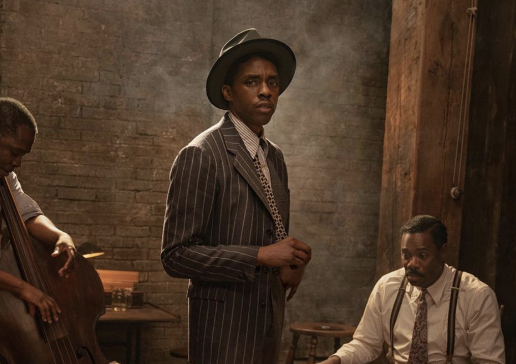 Chadwick Boseman - Ma Rainey's Black Bottom