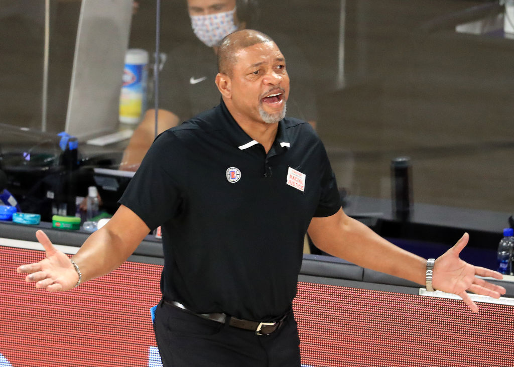 Doc Rivers Agrees To 5-Year Deal To Coach Philadelphia 76ers