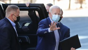 Democratic Presidential Candidate Joe Biden's Campaign Stays In Delaware For Virtual Event