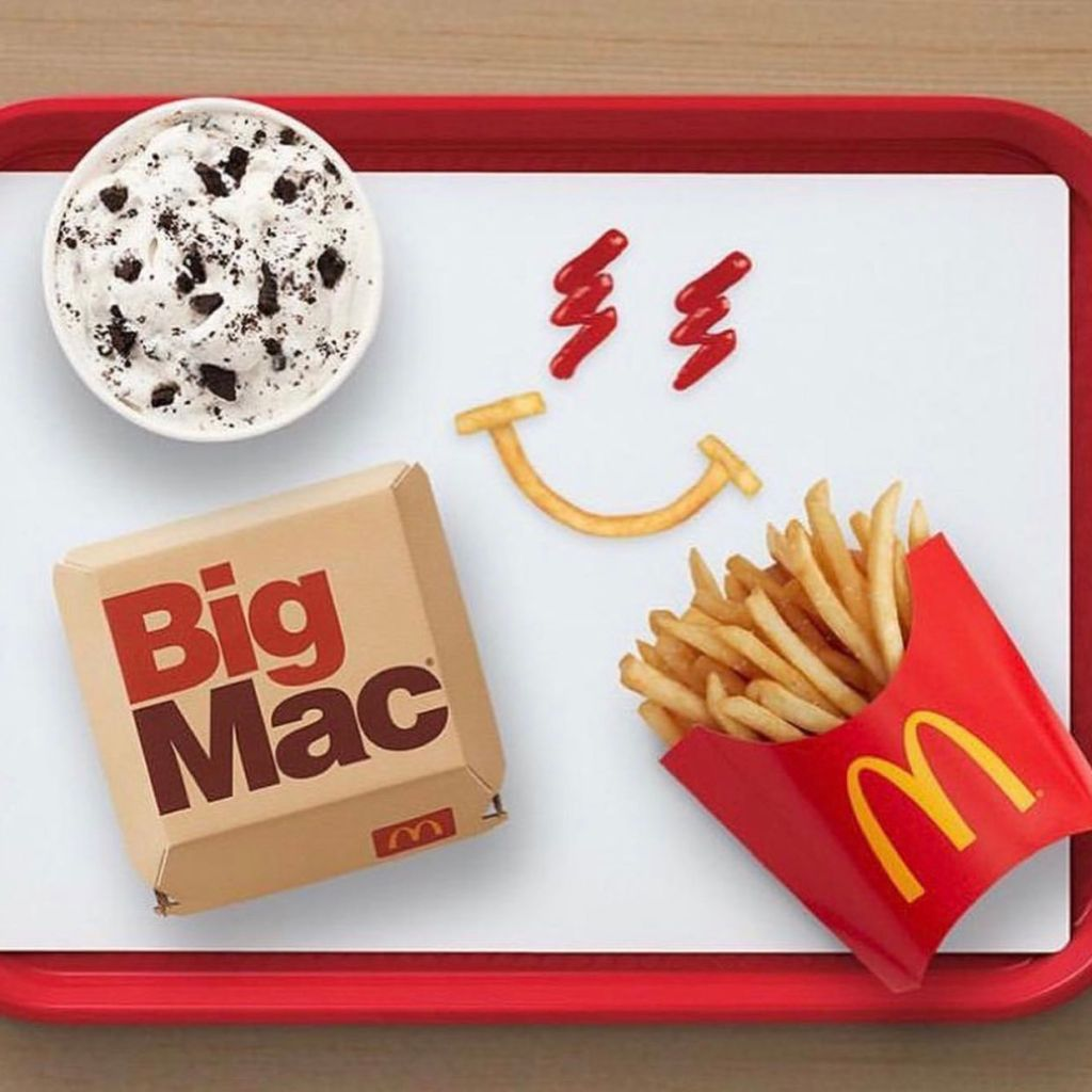 J Balvin McDonald's