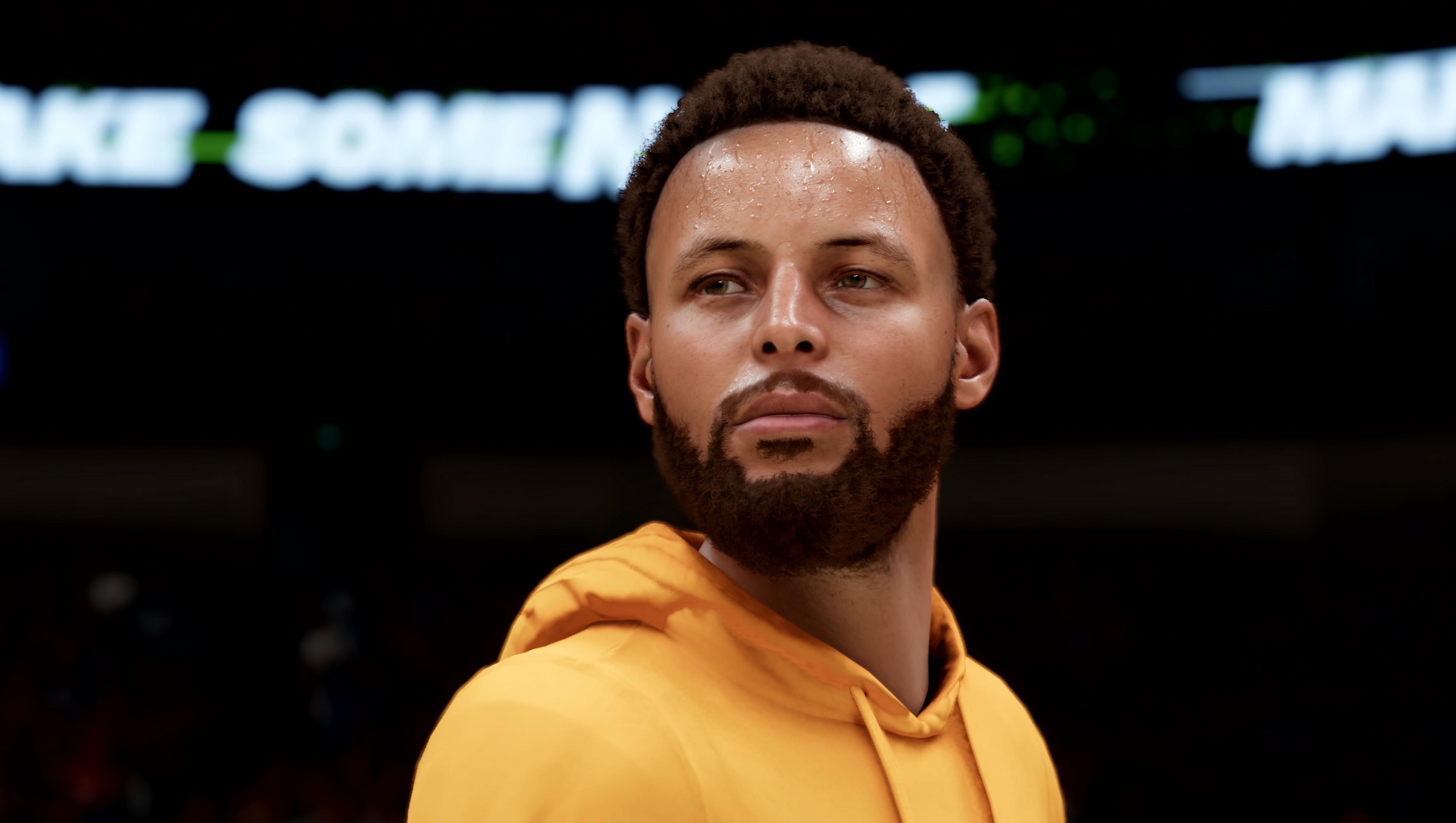 NBA 2K21 Next-Gen Gameplay Trailer Assets