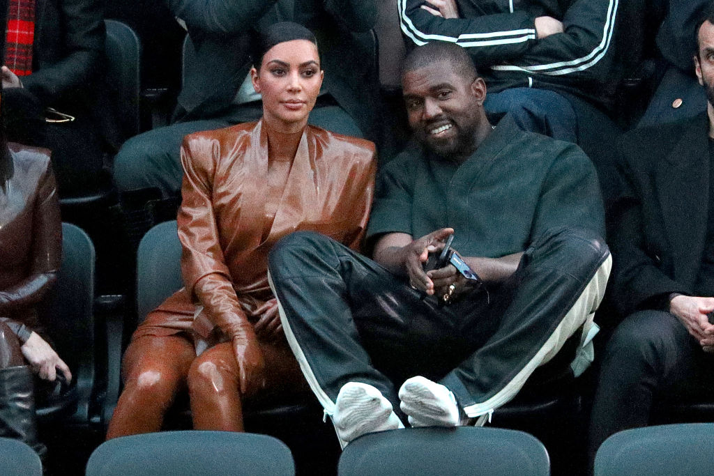 Kim Kardashian Opens Up About Kanye West's Battle With COVID-19