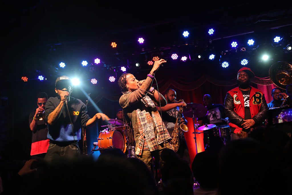 Soul Rebels with Talib Kweli, Buckshot, Smif N Wessun In Concert - New York, NY